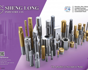 Punches, Pins, Carbide Punches, Non-Standard Punches, Sleeves, Dies, Customized Tools(SHENG LONG INDUSTRY CO.)