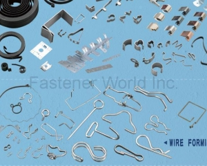 CNC Milling Parts, Stamping Parts, Wire Forming, Spring Clips(YENCHANG HARDWARE HOOK & SPRING FACTORY)