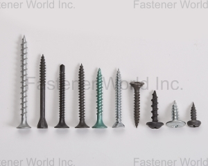 Drywall Screw, Gypsum Screw, Plasterboard Screw(威廉特企业股份有限公司 )