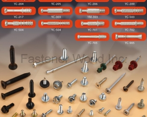Sem screws/ Trilocular thread screws(YUO CHUN ENTERPRISE CO., LTD. )