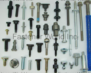 All Kinds of Bolts / Studs / Rivets(AUTOLINK INTERNATIONAL CO., LTD.)