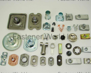 Stamping Parts (Washer / Deep Drawn Parts / Assy Parts)(AUTOLINK INTERNATIONAL CO., LTD.)