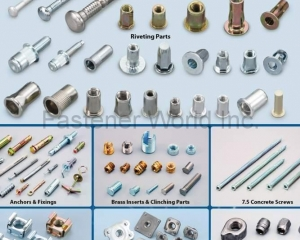 Expansion Anchors(J. T. FASTENERS SUPPLY CO., LTD. )