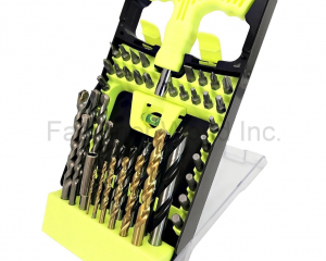 50 pcs drill and bit set (CORTOOL MANUFACTURING GROUP)