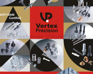 fastener-world(VERTEX PRECISION INDUSTRIAL CORP. )