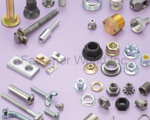 Various Fasteners, Available for Special Design, PPAP Available(SUN CHEN FASTENERS INC.,)