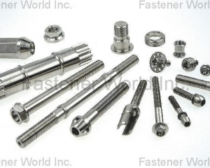 Titanium Parts(J. T. FASTENERS SUPPLY CO., LTD. )