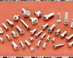STAINLESS STEEL SCREW (KATSUHANA FASTENERS CORP. )