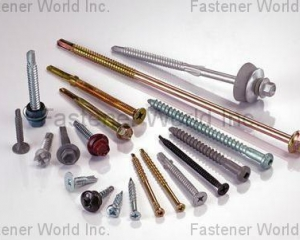 Self-Drilling Screw(DRA-GOON FASTENERS INC.)