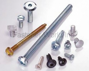 Machine Screw(DRA-GOON FASTENERS INC.)