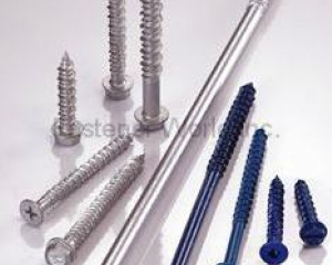 Concrete Screw(DRA-GOON FASTENERS INC.)
