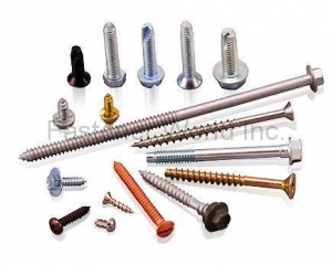 Self Tapping Screw (Sheet Metal Screw)(威廉特企业股份有限公司 )