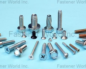 Thread Forming Screw(CHAEN WEI CORPORATION )