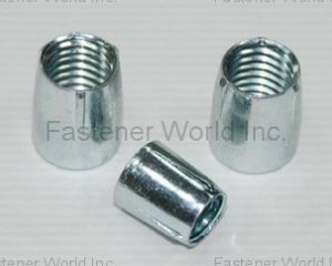 3 Teeth Conical Nuts(HSIEN SUN INDUSTRY CO., LTD. )
