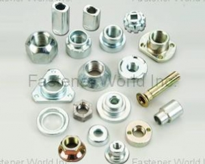 Autoparts Nuts(HSIEN SUN INDUSTRY CO., LTD. )