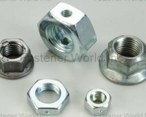 Locking Nuts(HSIEN SUN INDUSTRY CO., LTD. )