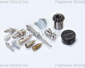 Turning Parts(CHU WU INDUSTRIAL CO., LTD. )