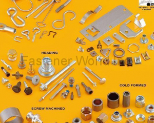 Stamped/Wire Form/Screw Machined/Heading/Cold Formed(FASTNET CORP. )