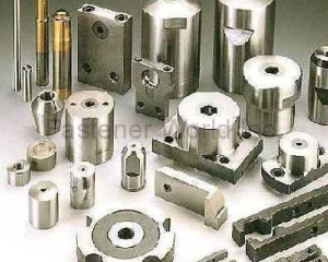 Fastener forming tools (CHUN ZU MACHINERY INDUSTRY CO., LTD. )