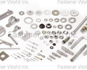WASHERS / Flat Washer / Bonded Washer / Finish Cup Washer, Spring Split Lock Washer / Internal/ External Tooth lock Washer, Fender Washer / EPDM Bonded washer / Wave Spring Washer / Blind Rivet / Pop Rivet / E-Ring / Semi-Tubular Rivet / PVC Washer / Nylon Washer / Conical Washer / Beveled Washer / Retaining Ring / Split Pins Cotter Pins (LINKWELL INDUSTRY CO., LTD.)