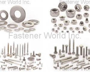 STAINLESS STEEL FASTENER / Stainless Steel Fastener(LINKWELL INDUSTRY CO., LTD.)