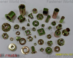 HEX WELDING NUTS(Q-NUTS INDUSTRIAL CORP. )