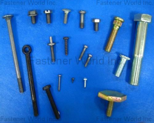 SCREWS(SHUN DEN IRON WORKS CO., LTD. )