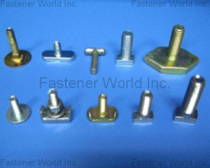 T-BOLTS(SHUN DEN IRON WORKS CO., LTD. )