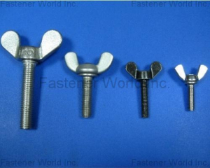 WING SCREWS(SHUN DEN IRON WORKS CO., LTD. )