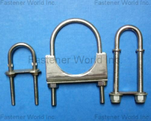 U-BOLT CLAMPS(SHUN DEN IRON WORKS CO., LTD. )