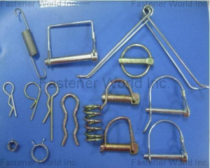 SPRING PARTS(SHUN DEN IRON WORKS CO., LTD. )
