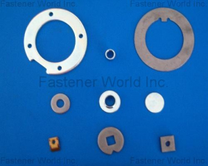 STEEL WASHERS(SHUN DEN IRON WORKS CO., LTD. )