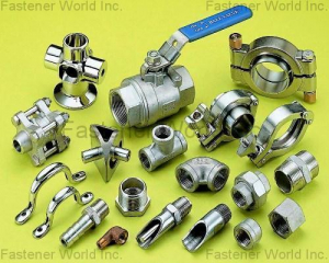 CASTING HARDWARE & PARTS(SHUN DEN IRON WORKS CO., LTD. )