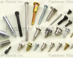Special Precision Screws & Bolts(SCREWTECH INDUSTRY CO., LTD. )